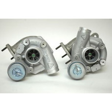 Porsche 993 GT2 Turbo Chargers Pair 99312301485 99312301385