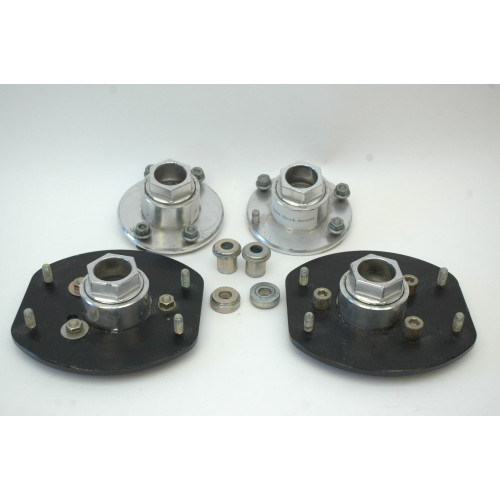 Porsche 993 Cup Engine: Porsche 993 RS Cup Monoball Strut Mount Set 99334308182