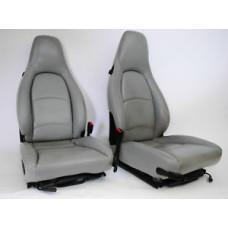 Porsche 993 Seats Gray Recaro