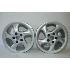 Porsche 993 Turbo Twist Wheels Hollow 10x18 ET40 99336214000
