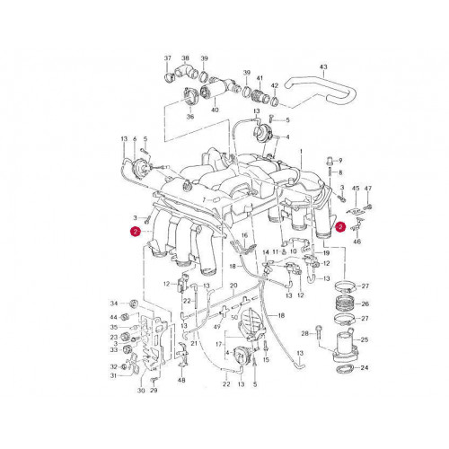 1998 Porsche Boxster Vacuum Diagram on 911 alternator wiring