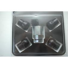 Porsche 993 Wheel Lock Lug Nut Set 99336105700