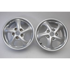 Porsche 996 Twist Wheels 7x17 ET55 99636212400