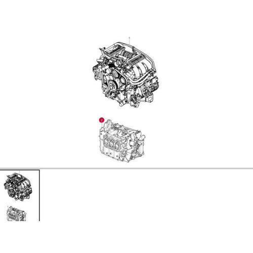 Porsche 997 C2s Engine Problems: Porsche 997 3.8 Short Block 997100997TX NEW