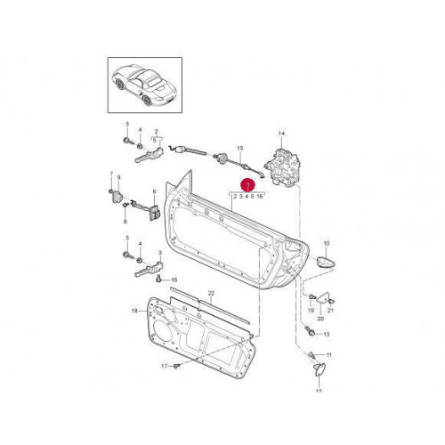 Porsche 997 C2s Engine Problems: Porsche 997 987 Cayman Doors 99753101104GRV 99753101204GRV