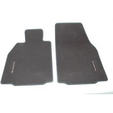 Porsche 997 987 Floor Mats Cocoa Brown 98755198408R43 Two Piece Set