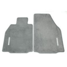 Porsche 997 Floor Mats Stone Gray 99755198404B21 SS 99755198408B23