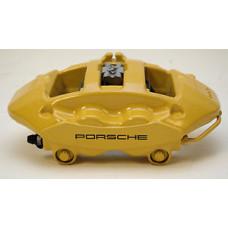 Porsche 997 Turbo Rear Brake Calipers Pair 99735242632 99735242532