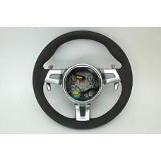 Porsche Cayman R Steering Wheel Alcantara 997347803C0