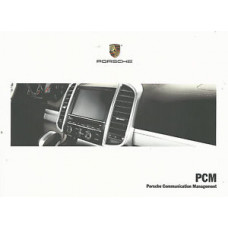 Porsche Communication Management PCM Owners Manual WKD952002115 new