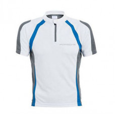 Porsche Men's Mountain Bike Jersey Cycling Shirt (S) WAP79200S0D