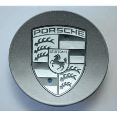 Porsche 955 Cayenne Wheel Cap Grey 7PP601149