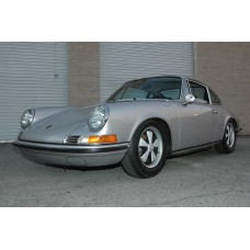 1971 911S Coupe Silver