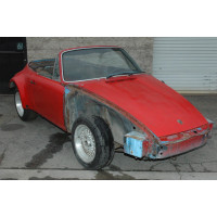 1971 911 T Targa Parts Car