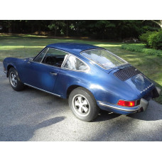 1972 911E Coupe Albert Blue