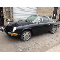 1972 911 T Coupe SOLD