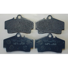 Porsche 996 Rear Brake Pads Pagid 99635293903 SS 98635293910