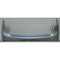 Porsche 955 Cayenne Rear Bumper Silver 95550541111 #1