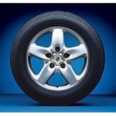 Porsche 955 Cayenne Turbo Wheel 8x18 955362136309A1