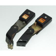 Porsche 911 T E S Sport Seat Belt Receptacle 91180312700 91180312800