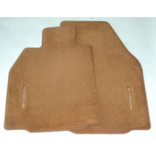 Porsche 987 997 Floor Mats Natural Brown 98704480000T11 2 Piece Set