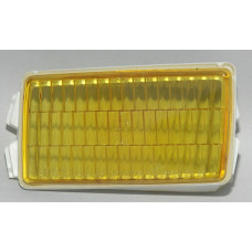 Porsche 911 Fog Light Lens Amber 91163194200 91163194100