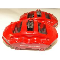 Porsche 997 Turbo Brake Calipers Rear 99735242512 99735242612