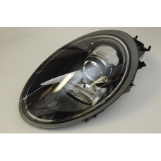 Porsche 991 Litronic Black Headlight 99163123503
