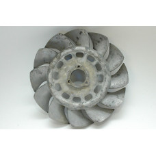 Porsche 993 964 Alternator Fan 96410601531 USED needs refinishing
