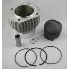 Porsche 911S  Mahle 2.0 Pistons Cylinders 80mm Bore NEW fitment 65 to 69
