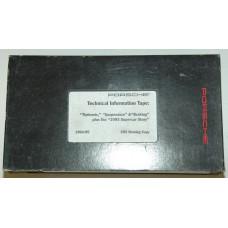 Porsche Technical Information Tiptronic, Suspension, Brakes MAR10000294 VHS Tape