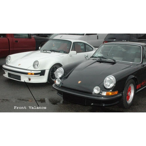 Used Turbo Porsche For Sale: Porsche 930 Turbo Front Valance