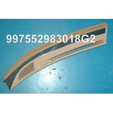 Porsche 997 987 Dash Defroster Trim Carbon 997552983018