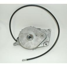Porsche 986 Boxster Cab Top Transmission Motor SIDE 98656118003