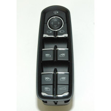 Porsche 958 Cayenne Window Mirror Switch 7PP959858RDML