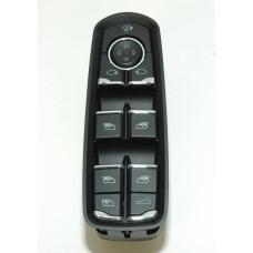 Porsche 958 Cayenne Window Mirror Switch 7PP959858RDML