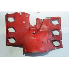 Porsche 911 930 Engine Shroud Red 93010604100 #C