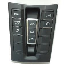 Porsche 991 987 GT3 Switch Panel 99161396703DML