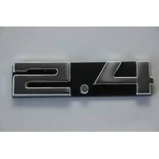 Porsche 911 T E S Decklid Emblem 2.4 91155901500