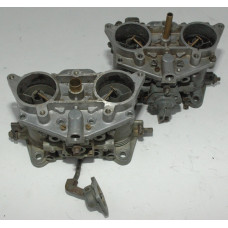Porsche 912 356 Solex Carburetors 61610810306 SS 61610810303 #2