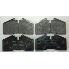 Porsche 964 993 928 968 Pagid Brake Pads Black 1204 RS14 RACE Front Rear