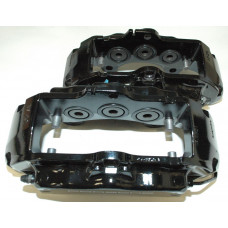 Porsche 955 Cayenne Brake Calipers Black 95535142133 95535142233