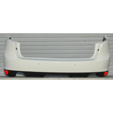 Porsche 955 Cayenne Rear Bumper White 95550541111 #2