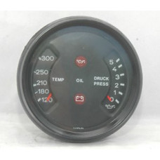 Porsche 911 930 Gauge Oil Pressure Temp 91164110303