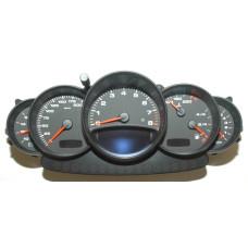 Porsche 996 Instrument Cluster Manual 9966412230370C NEW