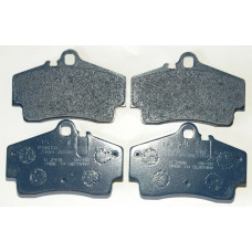 Porsche 997 996 986 987 Pagid Brake Pads Blue T5105 Sport Rear
