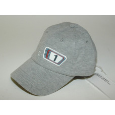 Porsche Design Martini Racing Baseball Cap Hat Gray WAP0800500B