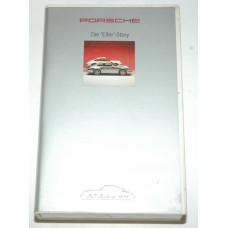 Porsche 30 Years 911 VHS Tape