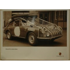 Porsche Poster London Sydney