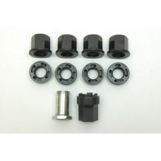 Porsche 911 930 Fuchs Wheel Lock Set